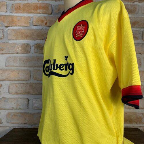 Camisa Liverpool Reebok 1997