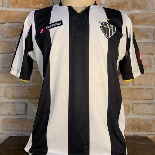 Camisa Atlético Mineiro Lotto 2008 Renteria