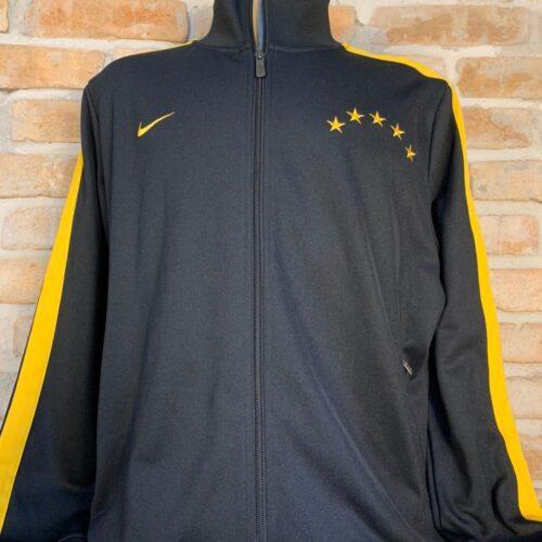Jaqueta Brasil Nike 2010
