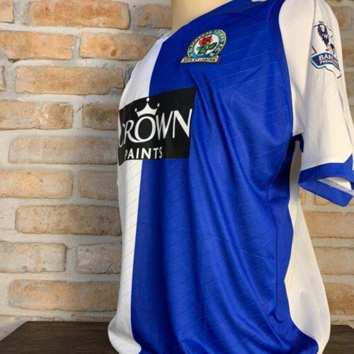 Camisa Blackburn Rovers Umbro 2008 Olsson