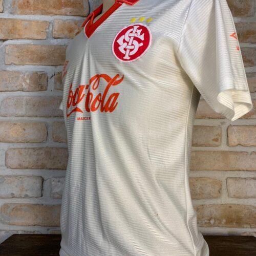 Camisa Internacional Umbro 1989 Heyder