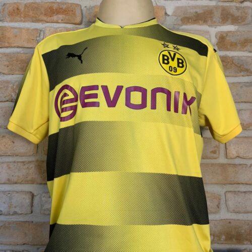 Camisa Borussia Dortmund Puma 2017