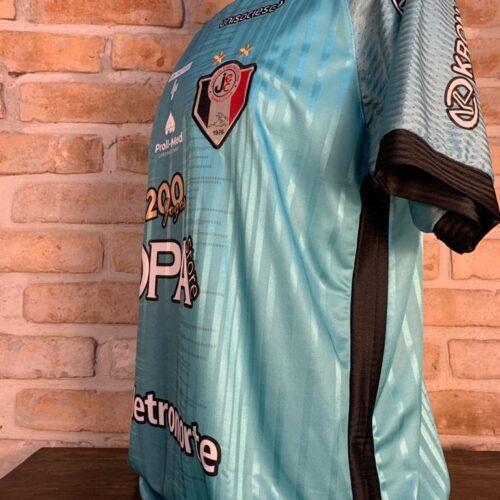 Camisa Joinville Spieler 2020 Ivan goleiro 200 jogos