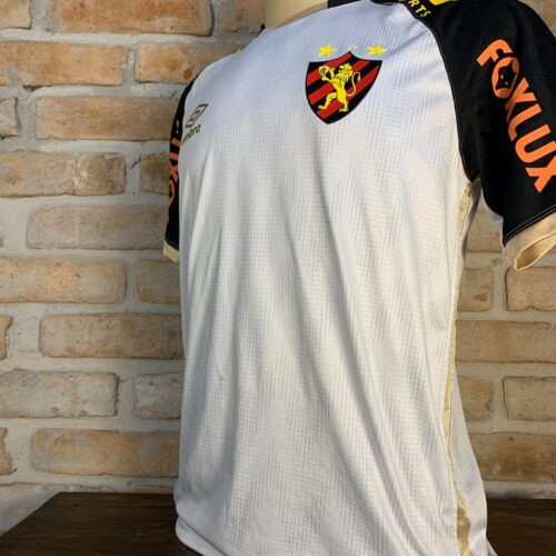 Camisa Sport Recife Umbro 2020 Hernane Brasileirão
