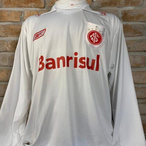 Camisa Internacional Reebok 2007 Mundial FIFA Comemorativa