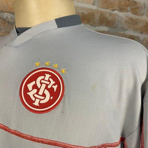Camisa Internacional Topper 2001 goleiro mangas longas futsal