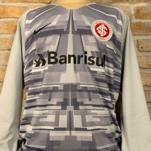 Camisa Internacional Nike 2019 goleiro mangas longas