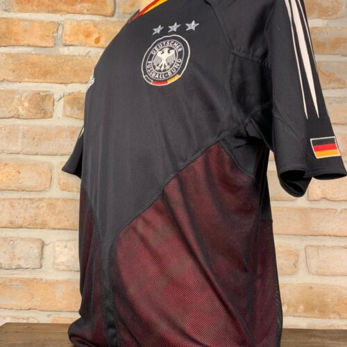 Camisa Adidas Alemanha 2004