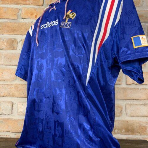 Camisa França Adidas 1996