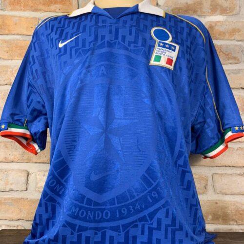 Camisa Itália Nike 1995