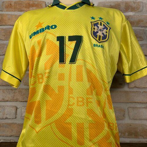 Camisa Brasil Umbro 1994