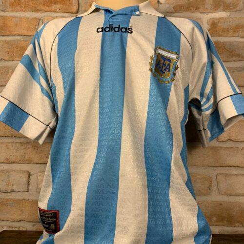Camisa Argentina Adidas 1997