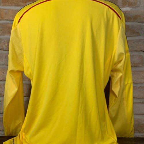 Camisa Colômbia Adidas 2014 mangas longas