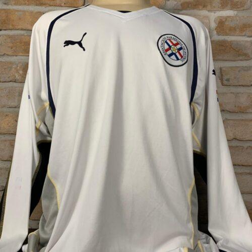Camisa Paraguai Puma mangas longas