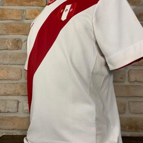 Camisa Peru Umbro 2013