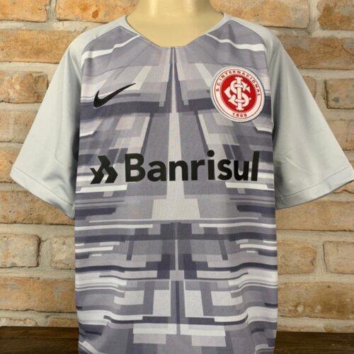 Camisa Internacional Nike 2019 goleiro infantil