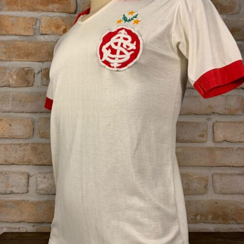 Camisa Internacional Le Coq Sportif 1982