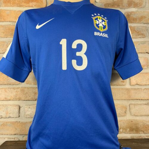 Camisa Brasil Nike 2013 Anderson Talisca