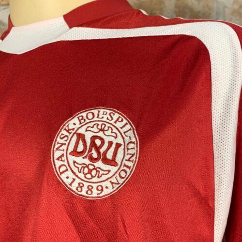 Camisa Dinamarca Adidas 2004