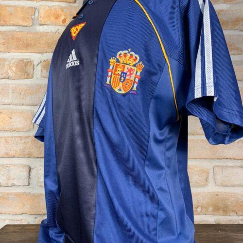 Camisa Espanha Adidas 1999