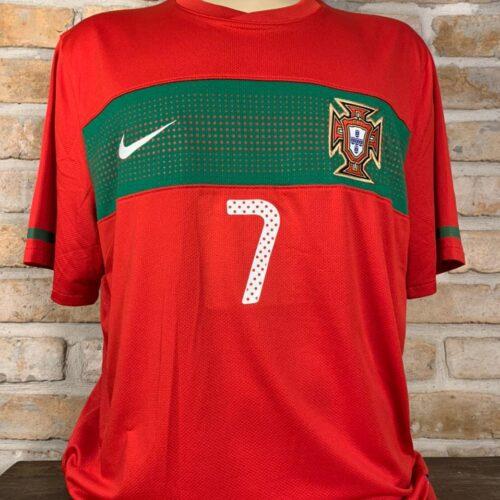 Camisa Portugal Nike 2010 Cristiano Ronaldo