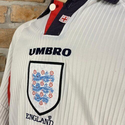 Camisa Inglaterra Umbro 1997