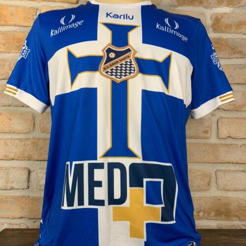 Camisa Água Santa – SP Karilu 2021