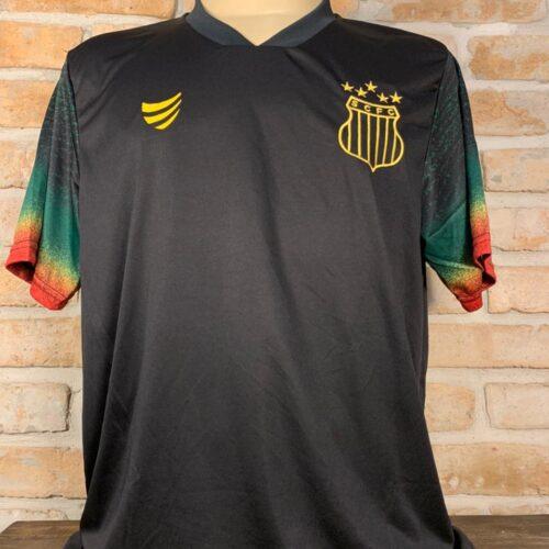 Camisa Sampaio Corrêa Super Bolla 2021 viagem