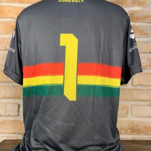 Camisa Sampaio Corrêa Super Bolla 2021 goleiro