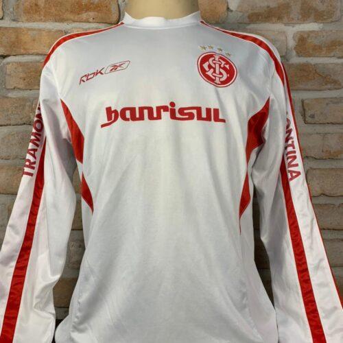 Camisa Internacional Reebok 2006 mangas longas time B