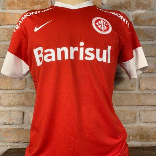 Camisa Internacional Nike 2012 Bolívar Libertadores
