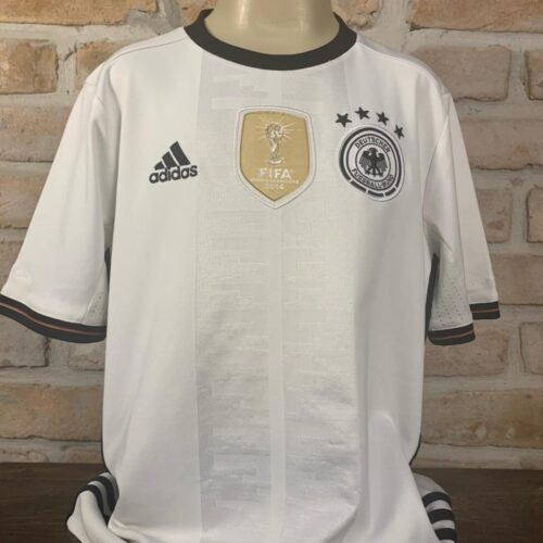 Camisa Alemanha Adidas 2016 Infantil