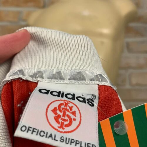 Camisa Internacional Adidas 1999