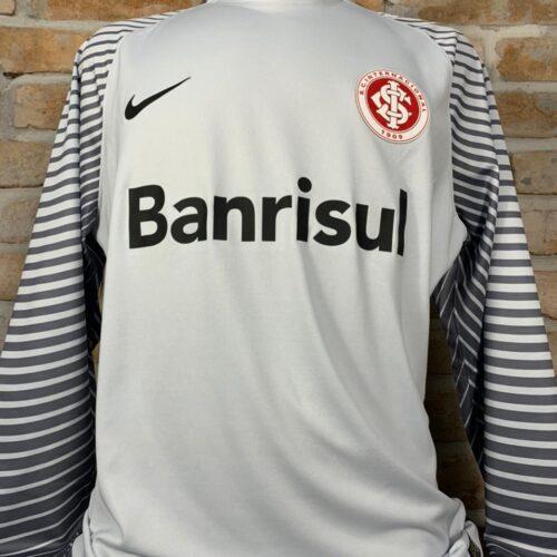 Camisa Internacional Nike 2016 goleiro mangas longas