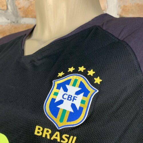 Camisa Brasil Nike 2018 Marcelle goleira