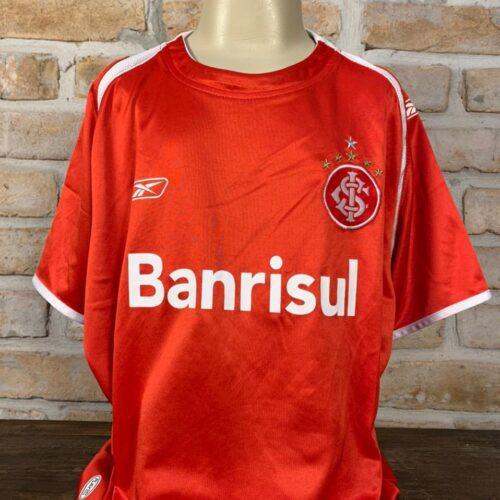 Camisa Internacional Reebok 2007 infantil