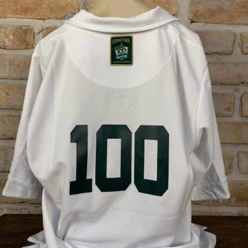 Camisa Coritiba Lotto 2009 centenário infantil