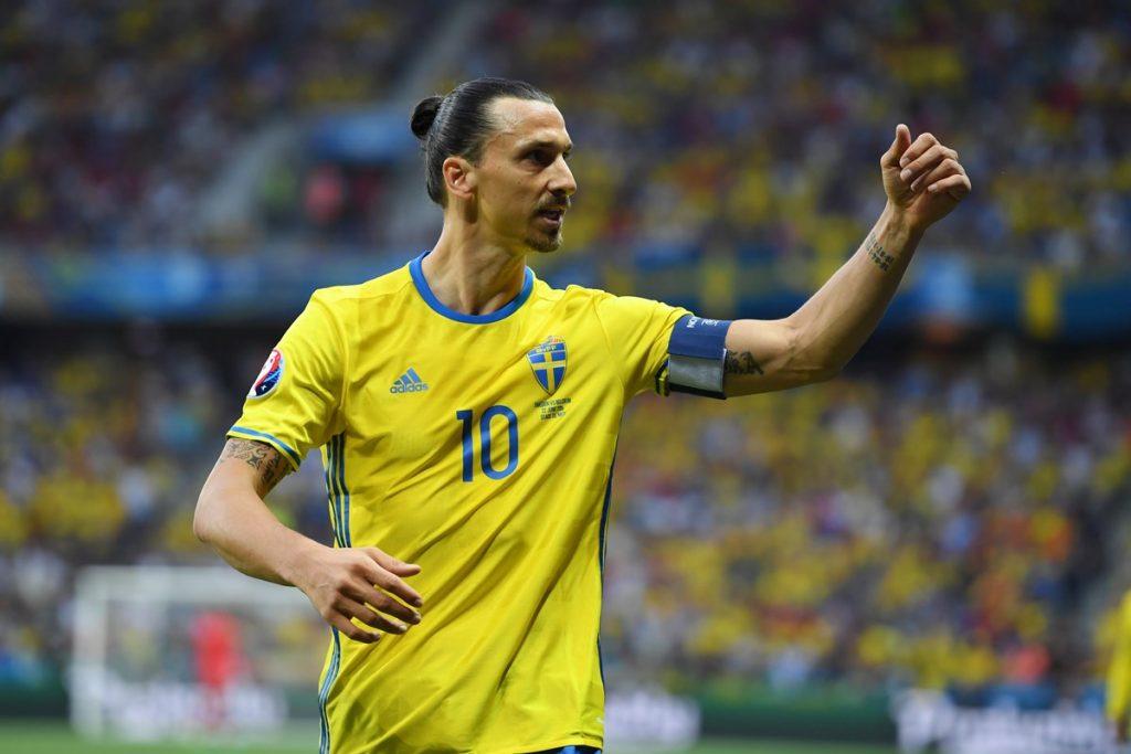 Suécia Ibrahimovic 2006