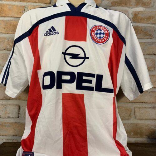 Camisa Bayern de Munique Adidas 2000