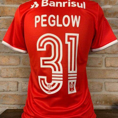 Camisa Internacional Adidas 2020 Peglow Brasileirão