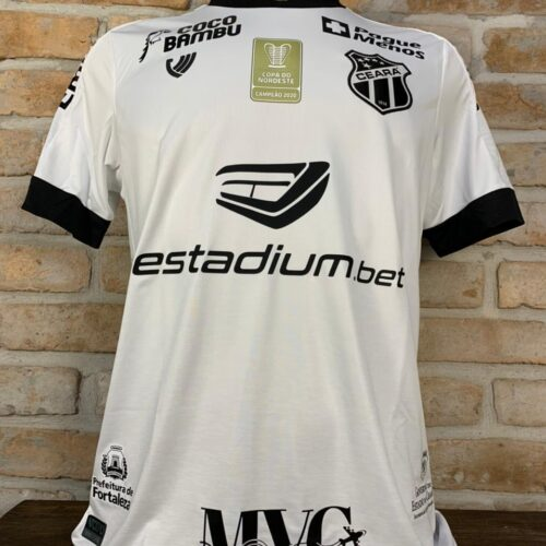 Camisa Ceará Vozão 2020 Tiago Brasileirão