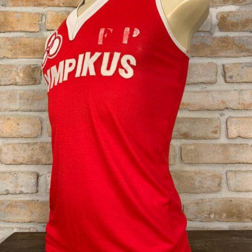 Camisa Internacional Olympikus 1984 treino