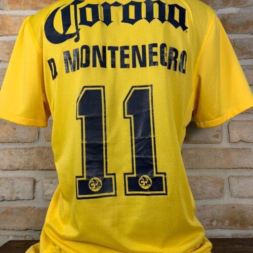 Camisa América – MEX Nike 2008 Montenegro