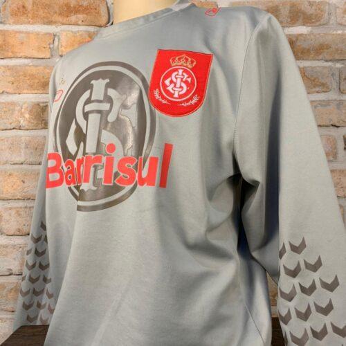 Camisa Internacional Reebok 2007 Renan mangas longas