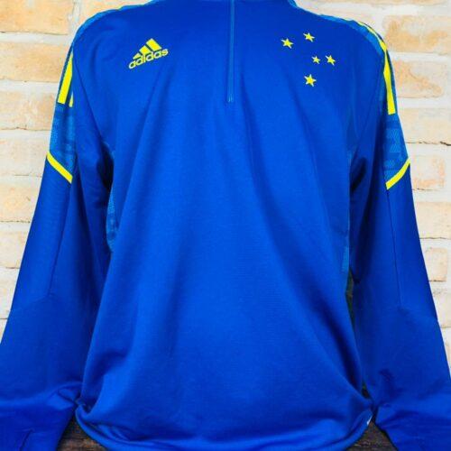 Moletom Treino Cruzeiro Adidas 2021