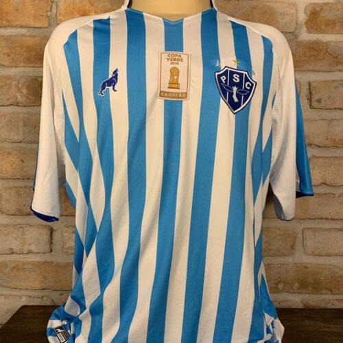 Camisa Paysandu Lobo 2017