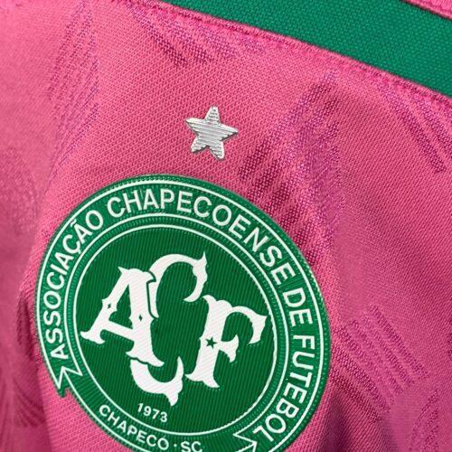 Camisa Chapecoense Umbro Outubro Rosa feminina