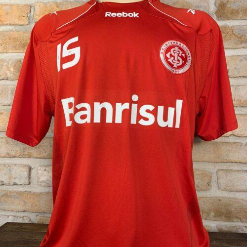Camisa Internacional Reebok 2010 Nei Libertadores da América