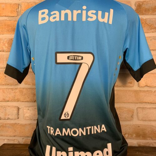 Camisa Grêmio Umbro 2015 terceiro uniforme