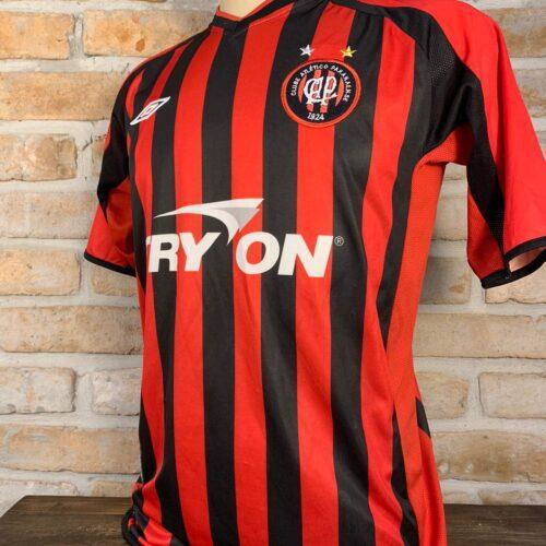 Camisa Athletico Paranaense Umbro 2003